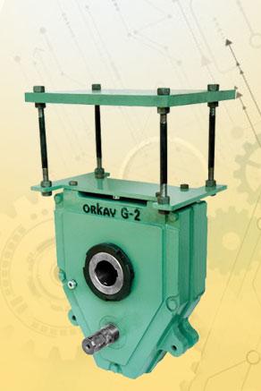 Single Stage SMSR Gearbox